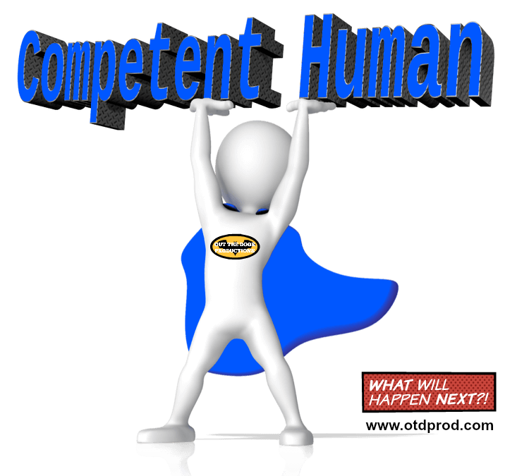 Becoming a Competent Human – My goal to achieve Batman-esque status…