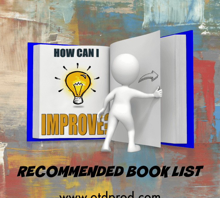 Best Self Improvement Books to Read – Part 1